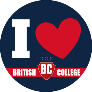 I love british college